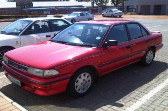 Toyota Corolla Twincam GLI for sale | Junk Mail