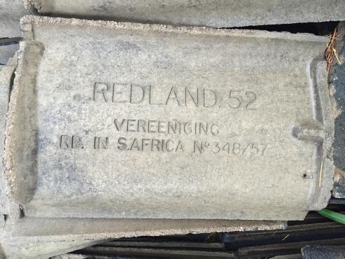 Redland 52 tiles and ridging, 200sqm