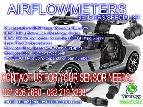 Specialist  Airflow Meters