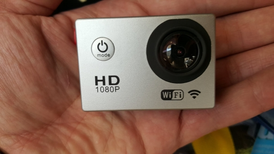 Brand new Gopro type Action Camera WiFi Full HD