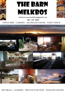 Bachelor Party Venue - Venure Hire Private Venue Camping Spit Braai Team Building