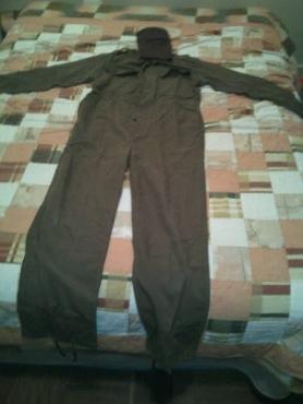 Old SADF kit.