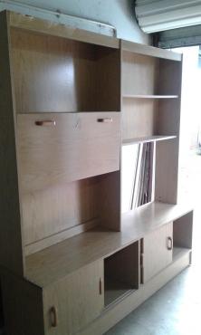 Room Divider / TV Cabinet