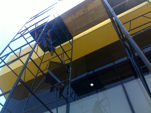 HIREit SCAFFOLDING TOWER FOR HIRE