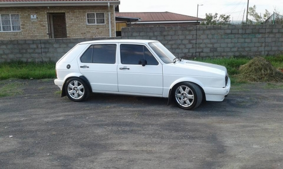 Golf 1 1.3 For sale   Junk Mail