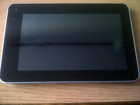 White Acer Iconia 7 WIFI Tablet   Junk Mail