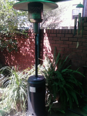 ALVA Patio Gas Heater 22kg