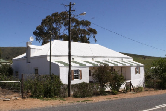 Large 100 year old Farmhouse - Koringberg, Swartland