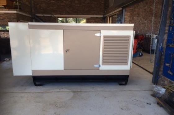 80kVA Silent generators