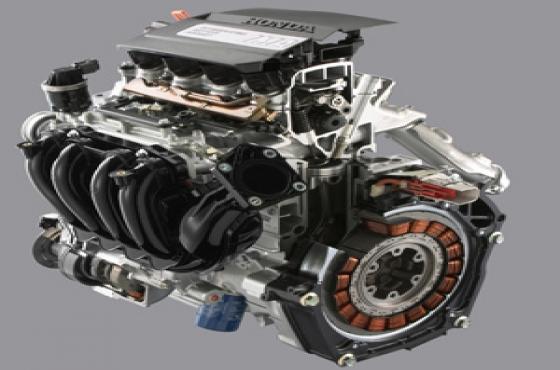 Honda Civic 1.3 Engine