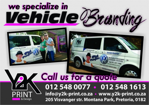 Sticker printing and banner printing y2k print