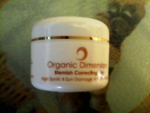 Organic Dimensions 50 ml with Snail Gel