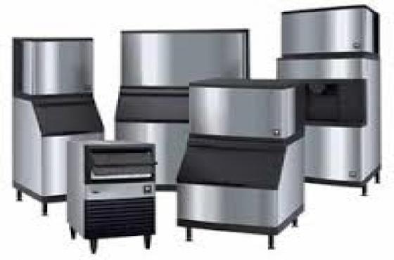 SCOTSMAN ICE MAKER C1848 Production per 24hr-893kgs. BRAND NEW