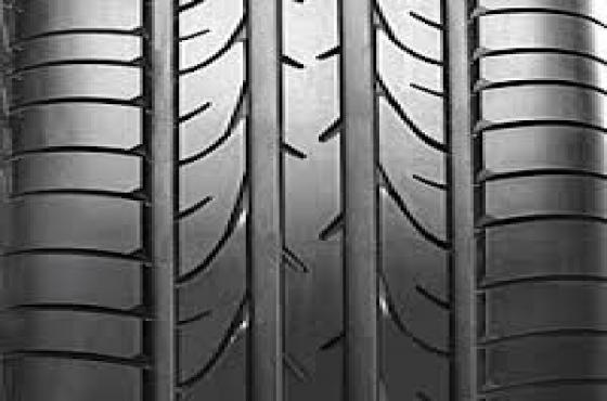 Runflat tyres. 225.45.17 Bridgestone