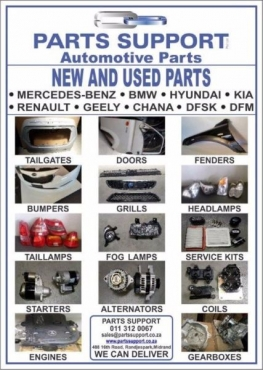 Parts Support