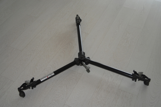 Manfrotto Auto Dolly for video or still cameras