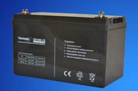 12v 100ah Deep Cycle Vautex Battery Junk Mail