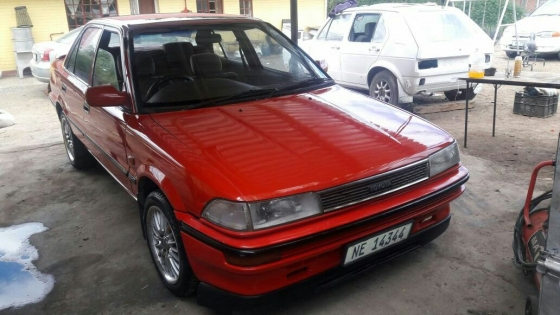 Toyota Corolla In Mint Condition R 30 000 00 Cash Junk Mail