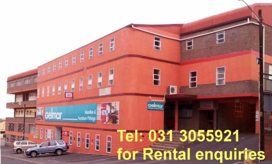 TO LET 150m2 - 450m2 SECURE Office/Retail/Warehouse/Storage space available in Woodhurst, Chatsworth