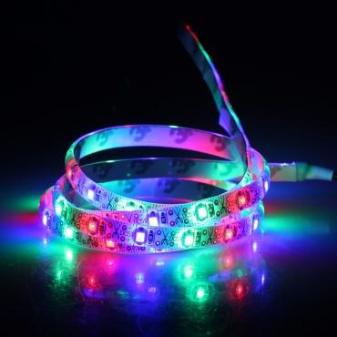 15m 12v led strip light 5 meters multi colour junk mail 15m 12v led strip light 5 meters multi colour aloadofball Image collections