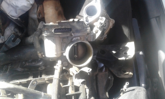 Mitsubishi lancer 2009 stripping for parts