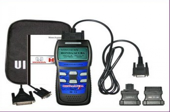 Honda OBD2 diagnostic car scan computer