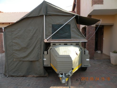 rooftop tent in Camping and Camping Equipment in South Africa | Junk