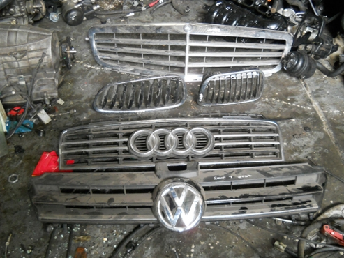 Front Grills for mos