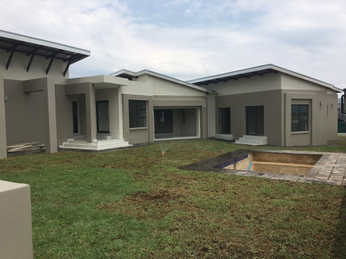 Brand new house for sale in copperleaf golf estate for Brand new house plans