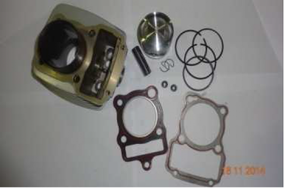 Scooter and Chinese bike piston and sleeve kits