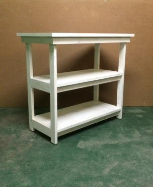 Server Cottage series 940 White washed