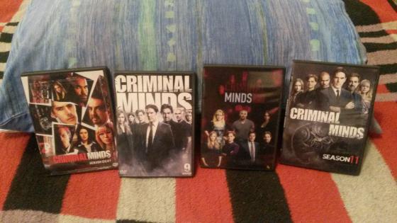 Criminal Minds complete series for sale