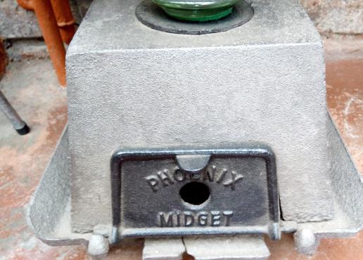 Phoenix Midget Mini Coal Burner.