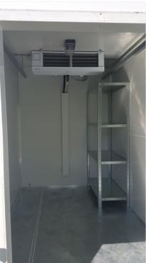 Mobile Chiller - Mobile Freezer for sale