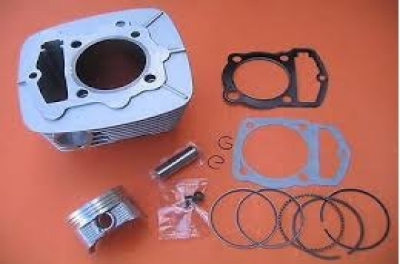 Bigboy 200cc/250cc Piston and sleeve kit for timing chain Motors