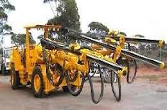 Drill rig tamrock operator  underground training 0719850775 kathu