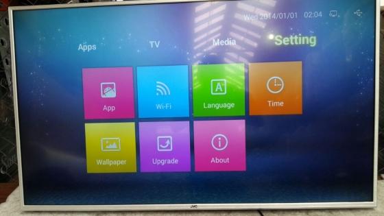 JVC SMART TV LED FHD 43 R4650 SMART LED FHD | Junk Mail