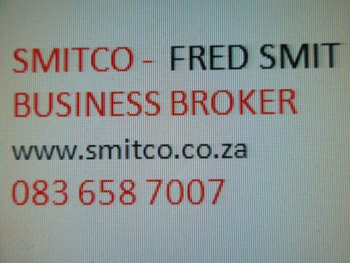 Business opportunuty RESTAURANTS net over R500 O00pm Price R14m