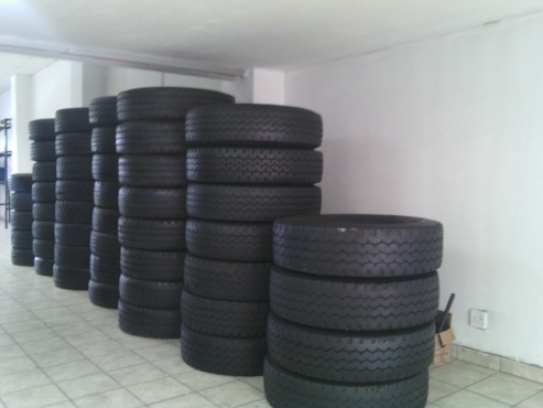 SPECIAL ON TRUCK TYRES