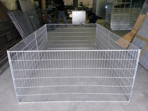 Shop Playpens | Flat folding Large Pet Playpen (without gate) 1100mm high