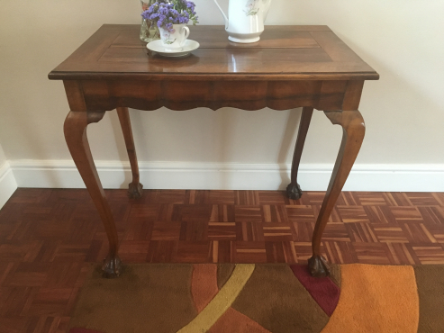 Antique Entrance Table Or Server