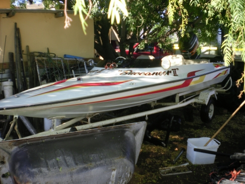 Skiboat for sale