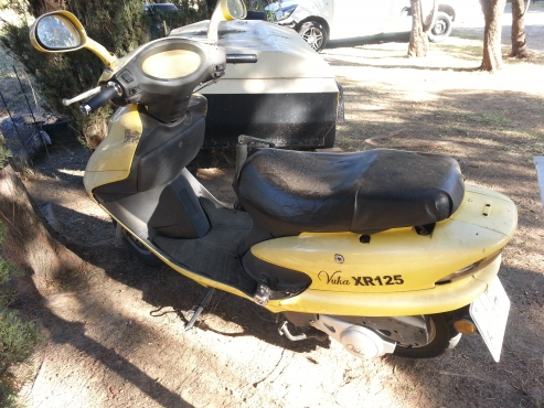 Vuca scooter for sale as spares | Junk Mail