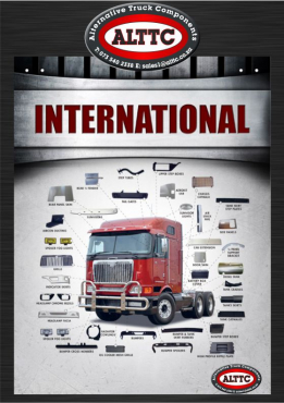 Eagle International 9700 / 9800 / 9800i Truck Body Parts & Components