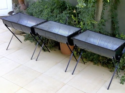 Drum Braai Stands Now In Stock Large And Small From R500