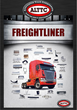 Freightliner Argosy Version 1 & Freightliner Argosy Version 2 Truck Body Parts & Components