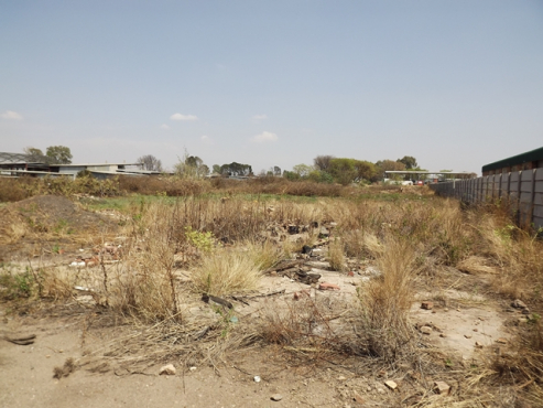 Vacant Stand For Sale in Klerksoord, Light Industrial