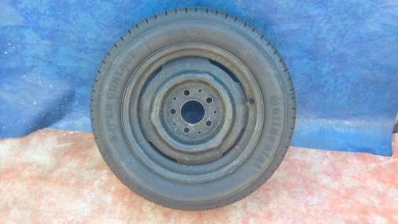 Continental Tyre With rim