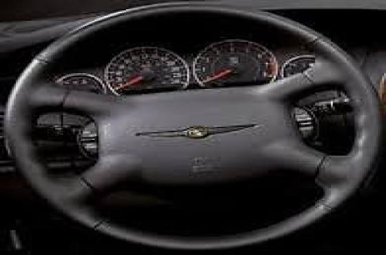 Chrysler neon complete steering wheel for sale   contact 0764278509   whatsapp 0764278509
