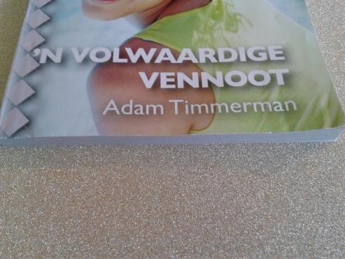 N Volwaardige Vennoot - Adam Timmerman.